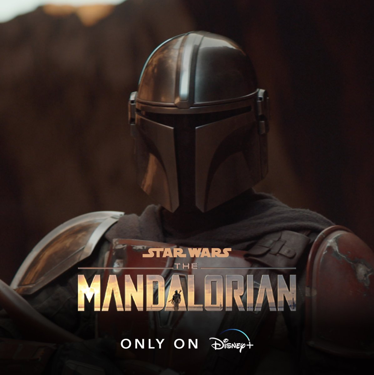 This asset is of extreme importance. All episodes of #TheMandalorian are now streaming on #DisneyPlus.