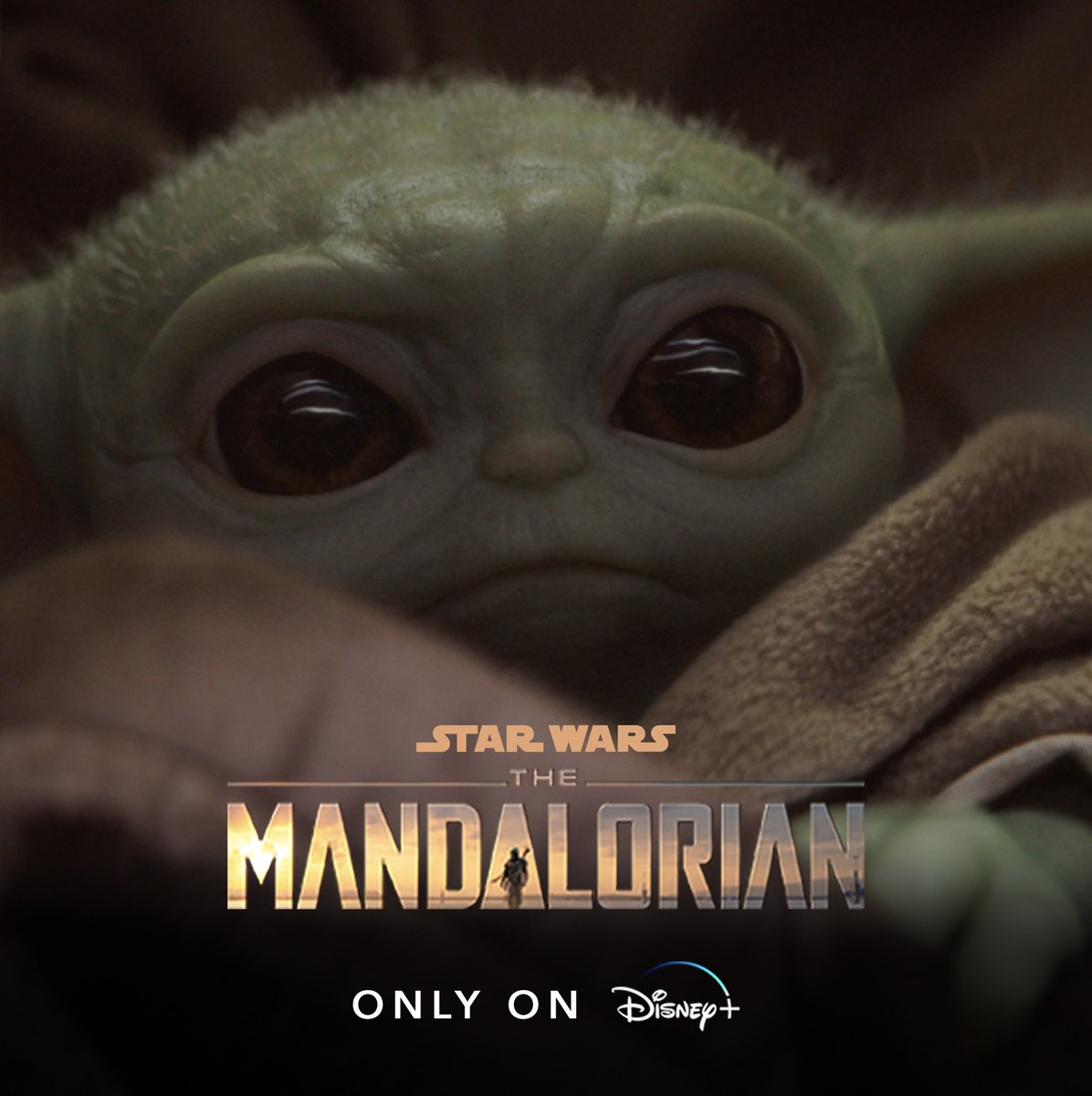I like those odds. All episodes of #TheMandalorian are now streaming on #DisneyPlus.