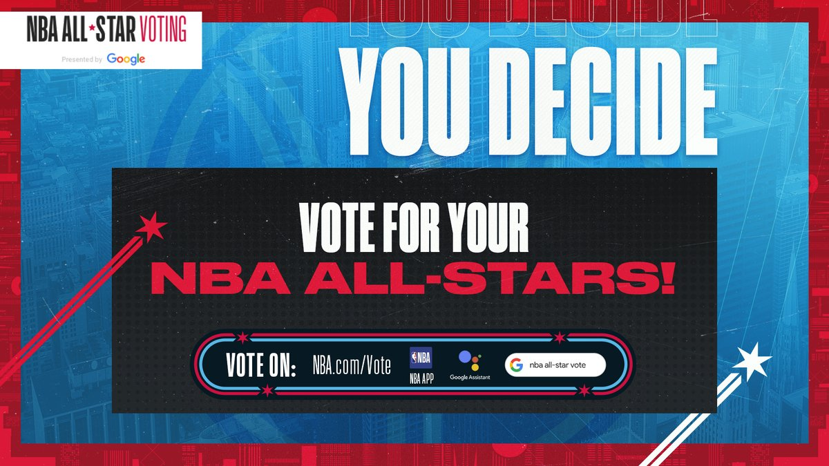 2020 Nba All Star On Twitter To Vote With Google Assistant