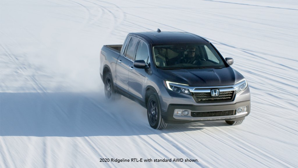 Conquer every adventure on and off the beaten path in the rugged 2020 Ridgeline. Now available.