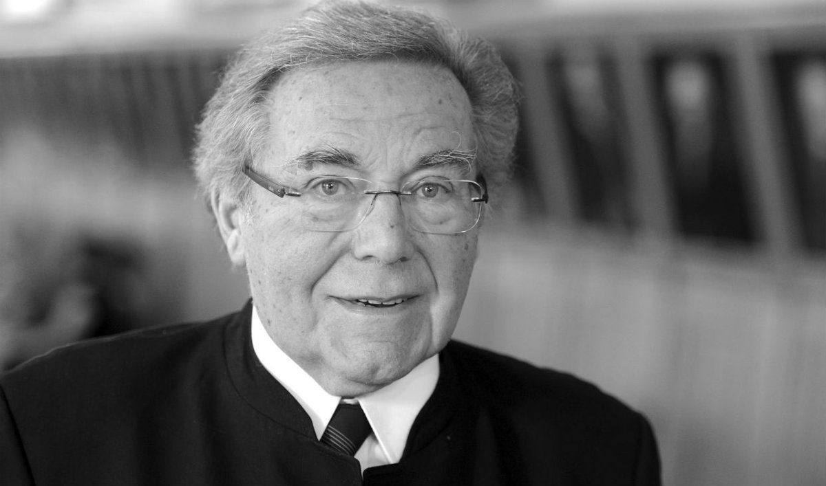 RT @RevistaRITMO Descanse en paz Peter Schreier, el gran tenor y director alemán, que nos dejó el pasado día de Navidad. DEP