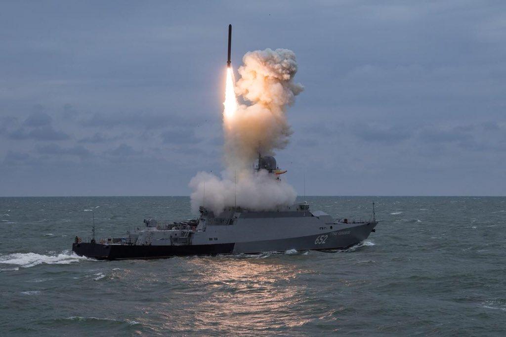 """""""Клин клином вышибают"""" - РФ провела в Мексиканском заливе военно-морские учения. Реакция США"""