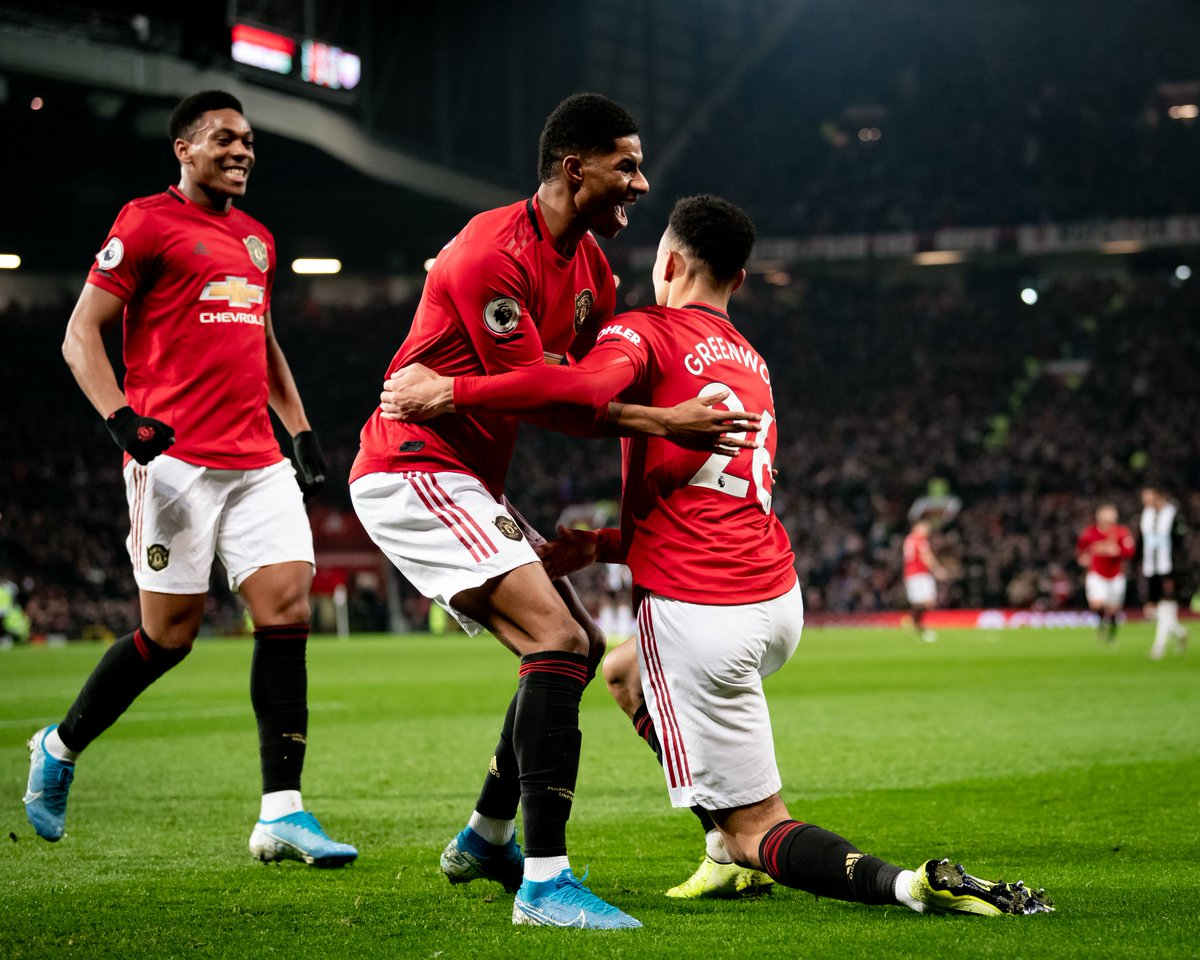 Video: Manchester United vs Newcastle United Highlights
