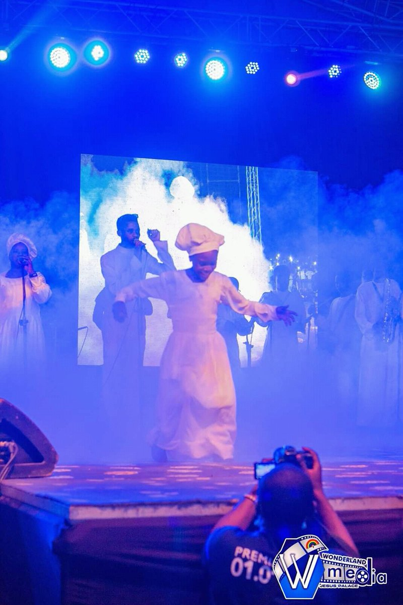 Highlights from IMEKO2019 One Mic One Stage -  @sayyes600 @feranmi_goldenangel  Photo Credit - @cccwonderlandparish @Kliqstudioz  #ImekoXmasConvocation2019 #OnemiconestageExperience #Imeko2019 #WeInCCC #celestialchurchofchrist #Celestialxplore #celeeventspic.twitter.com/bONJokId5J