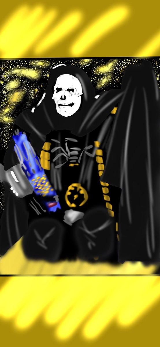 #skeletor #omega #petercapaldi #k9