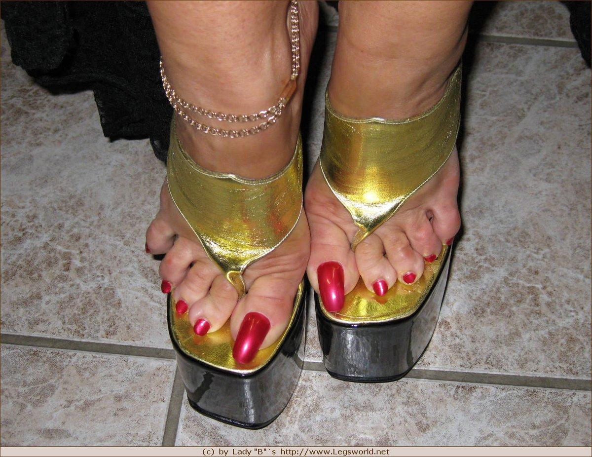 Füße lady barbara lady barbara