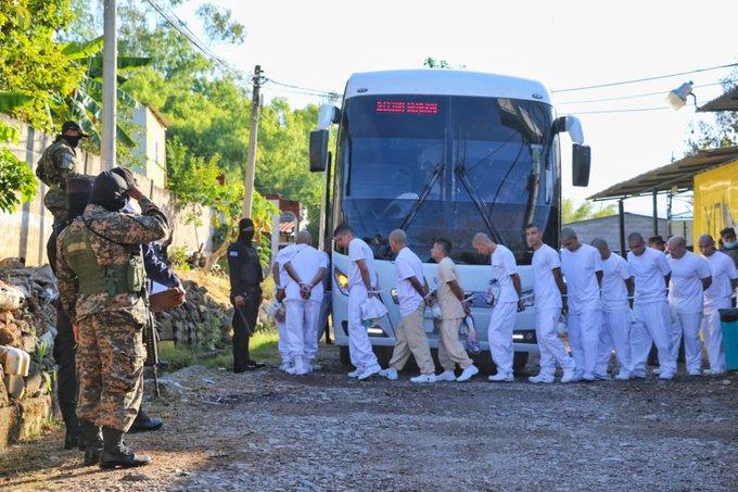 Inician cierre de penal de Chalatenango