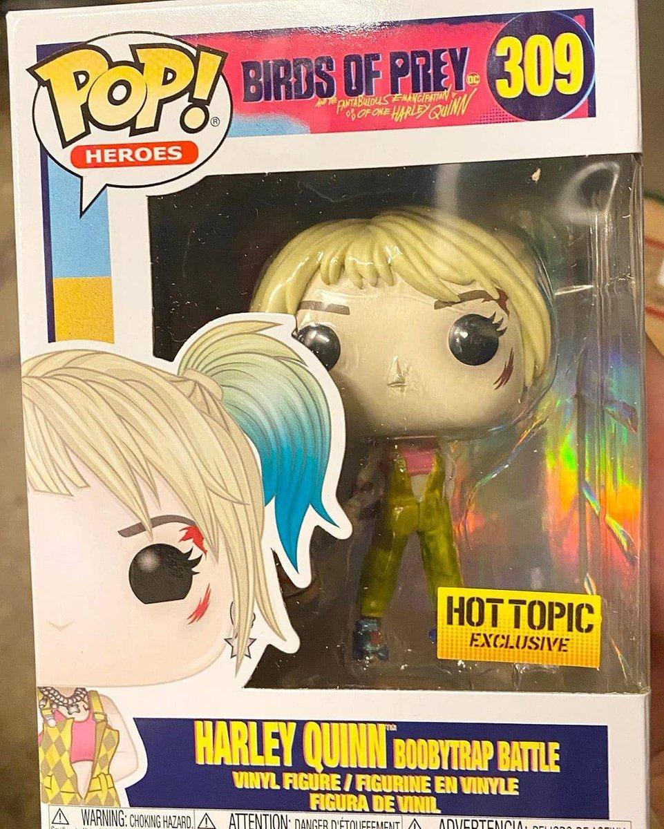 Funko Pop News On Twitter Also Peek At Birds Of Prey Mystery Minis Fpn Funkopopnews Funko Pop Funkos Popvinyl Hottopic Ht Funkopop Funkopops Harleyquinn Birdsofprey Bop Https T Co Hwyun54ftm