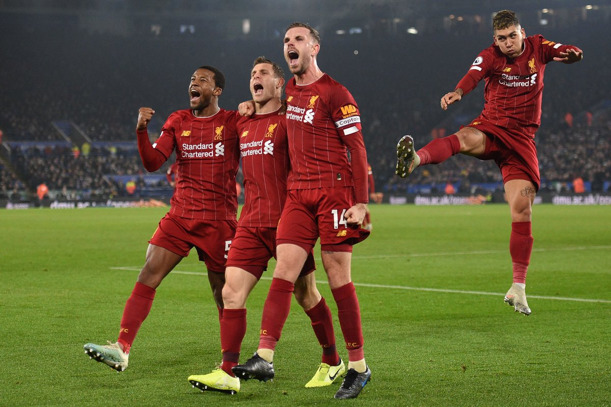 Video: Leicester City vs Liverpool Highlights