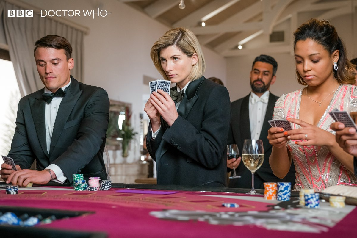 What's on the cards for New Year's Day? 🃏🃏For more 👉 https://t.co/smTd5zoT9M #DoctorWho https://t.co/VSGqrbpn8A
