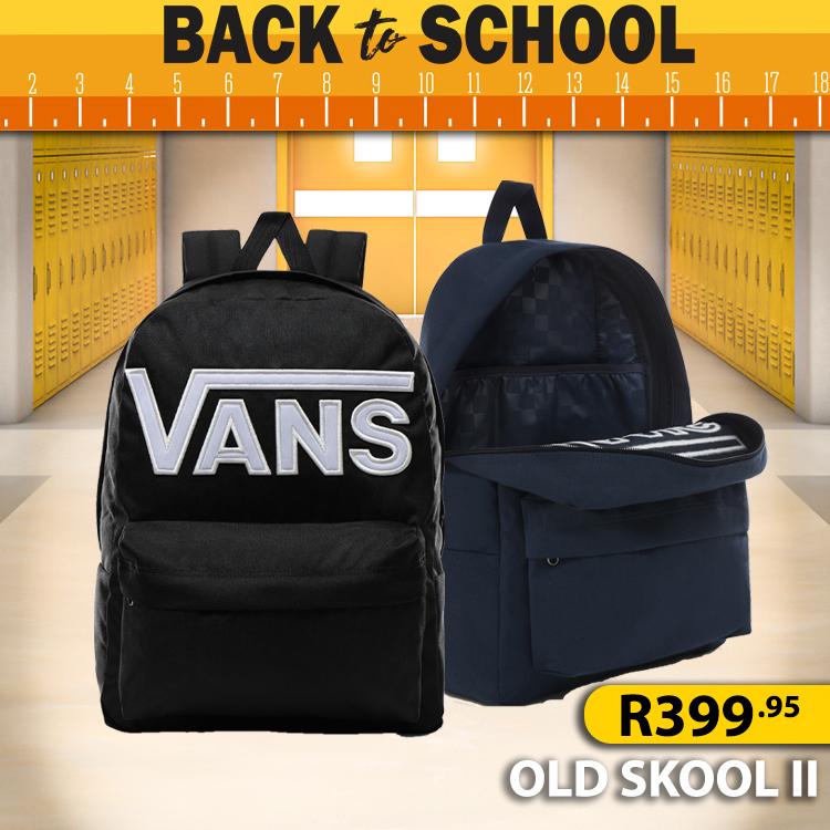Vans Old Skool II, Adidas Linear Core