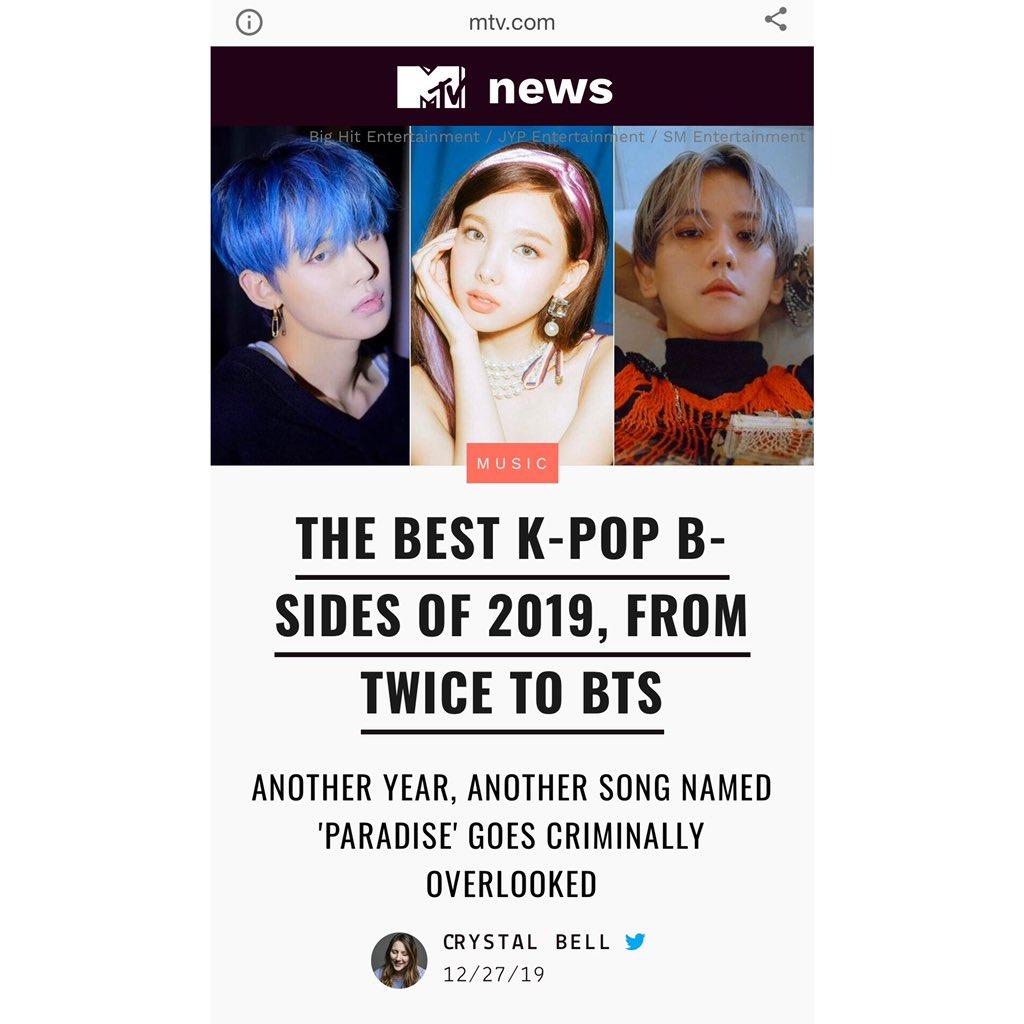 No.1 best k-pop b sides of 2019 🎉 #Twice #Love_foolish