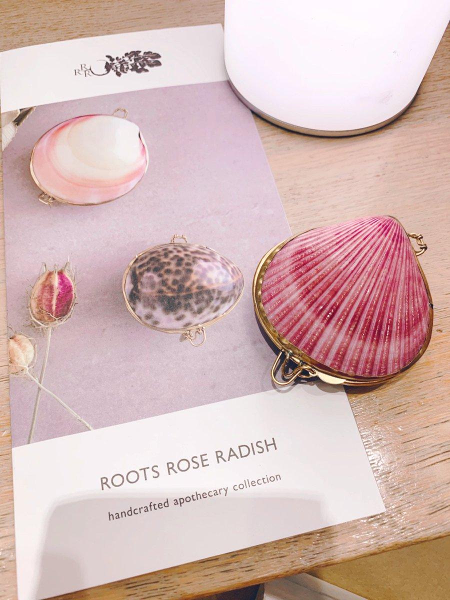 Rose radish roots