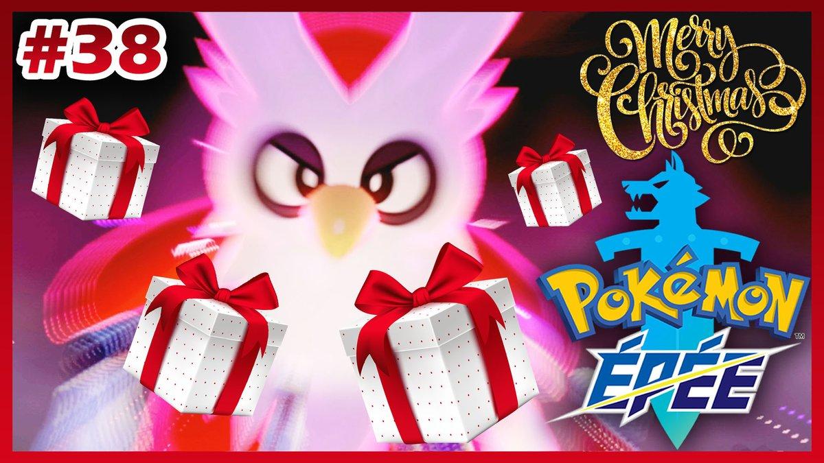 Qu'est ce que le jeu va bien pouvoir m'offrir pour noël ? Découvre le dans cet épisode Spécial Joyeux Noël ! Disponible ➔ https://youtu.be/e6jajJVBZzQ @everyone  #TeamOuistempo #PokemonEpeeBouclier #Pokemon #PokemonChristmas pic.twitter.com/aDZeS8X0SI