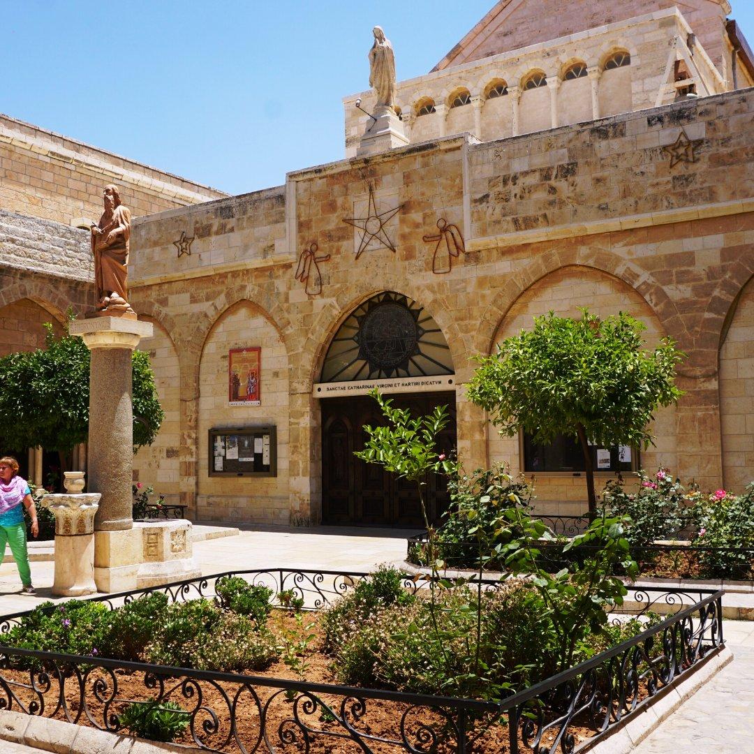 """""""A gruta do leite  https://www.viagensinvisiveis.com.br/um-dia-em-belem-na-palestina.html…  . #viagensinvisiveis #sourbbv #missaovt #viajenaviagem #natal #natal2019 #belem #belempalestina #palestina #cristao #jesus #jesuscristo #nascimentodejesus #familia #holidays #navidad #feriado #merrychristmaspic.twitter.com/cS0yzcIArU"""
