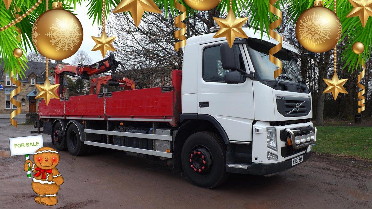 Scania lorry v8 christmas tree decoration laser engraved