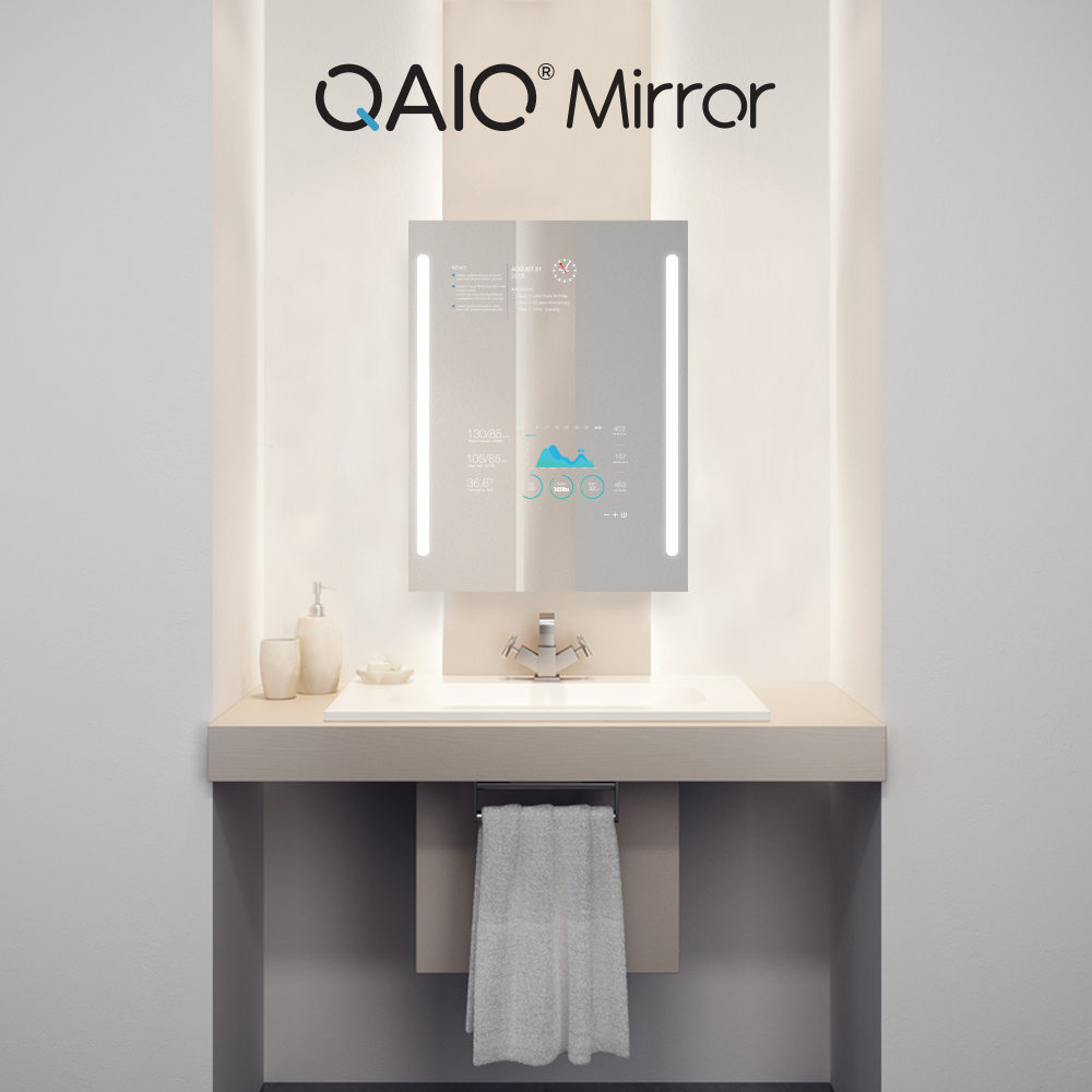 QAIO Single Sink Mirror is packed with the best smart features. #QAIOMirror #myqaio #singlesink #singlesinkmirror #smartfeatures #bestsmartfeatures http://bit.ly/2MD9sdypic.twitter.com/RDfcKnQtHq