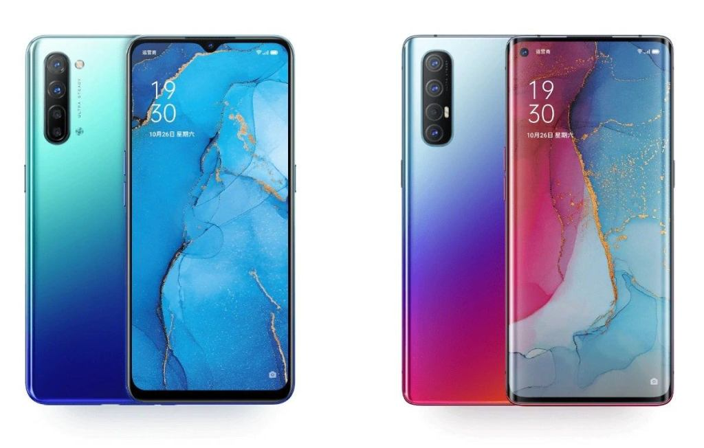 Oppo Reno 3 and Reno 3 Pro are official with 5G support #Oppo #Reno3 #Reno3Pro #Reno3Pro5G https://www.gizchina.com/2019/12/27/oppo-reno-3-and-reno-3-pro-are-official-with-5g-support/…pic.twitter.com/ubKLbKDfsi