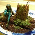 クオリティ高!まるで食べられるフィギュアな手作りケーキが話題