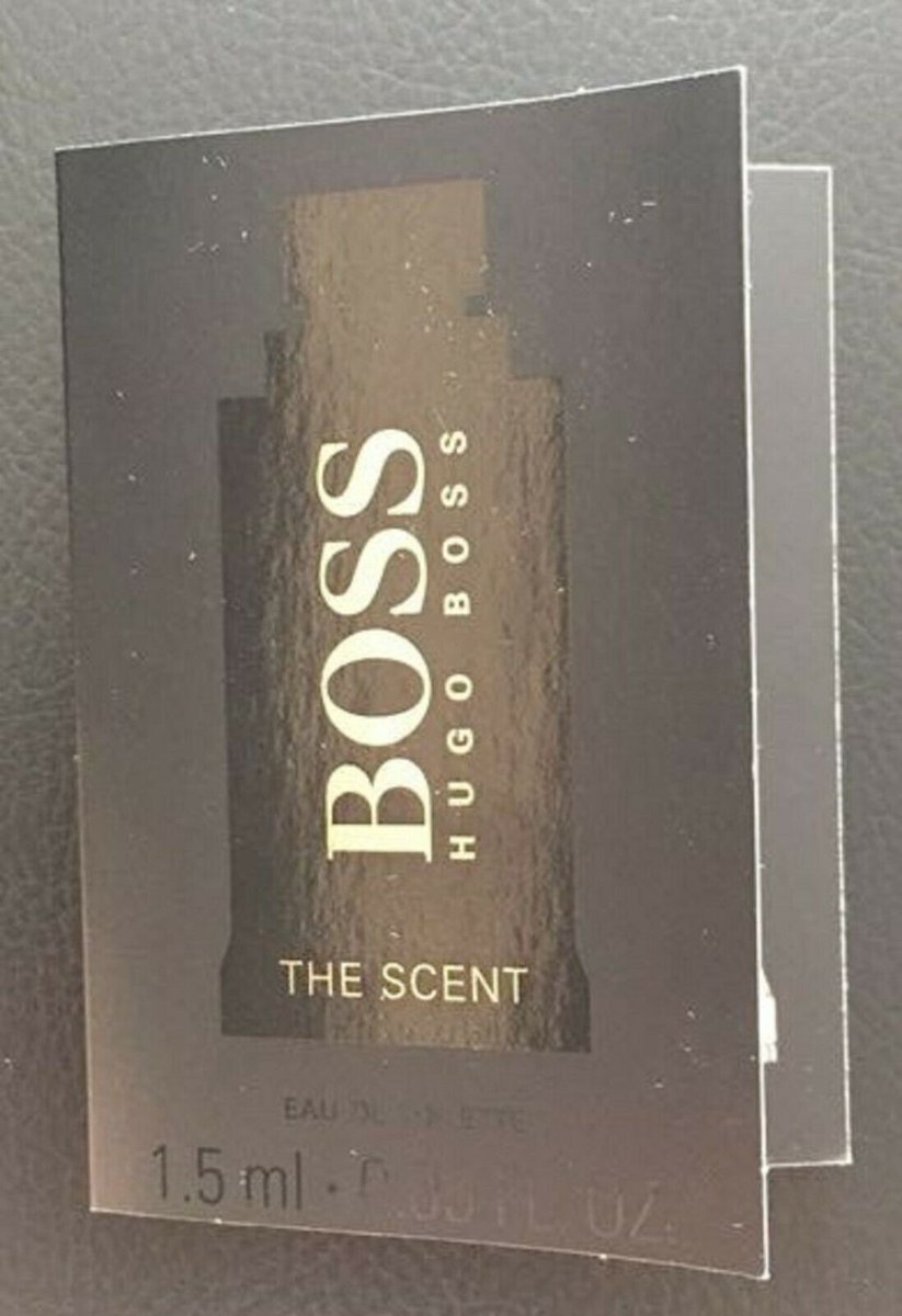 BOSS – Hugo Boss – THE SCENT – Eau de Toilette 1,5 ml /Duftprobe für Herren https://mybeauty-shop.de/boss-hugo-boss-the-scent-eau-de-toilette-15-ml-duftprobe-fuer-herren/ …pic.twitter.com/P5FShyMNaq