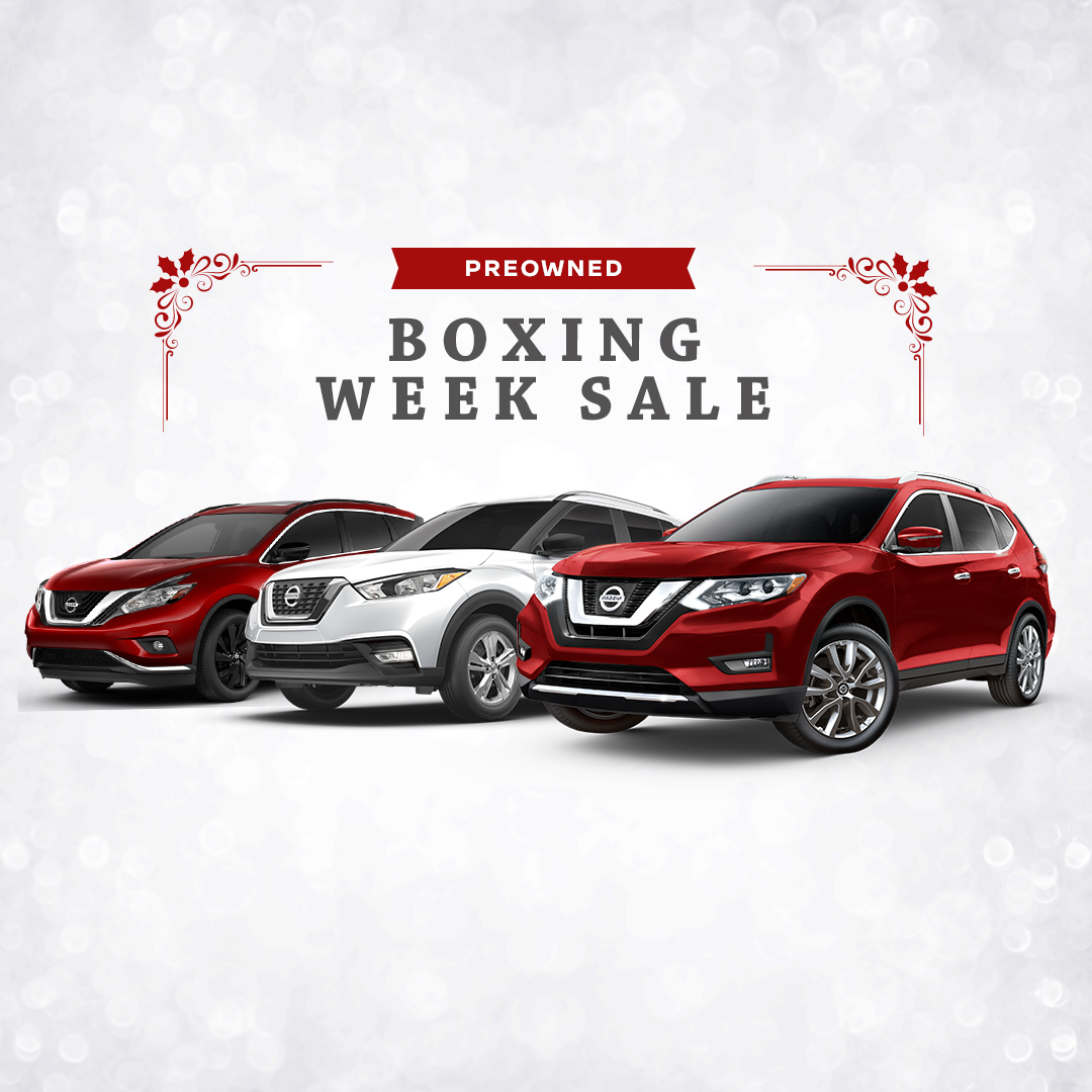 Break out your wish list & score great deals on your favourite models with our Boxing Week Sales Event! View our offers at -> https://t.co/Sxz1UwQ3Bx https://t.co/pTF8kECM4H