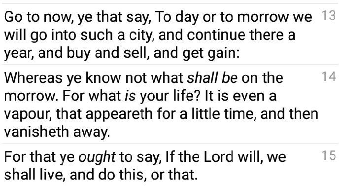 @_MohamedAdan @CiruMuriuki James 4:13-15 the Bible records this as well!