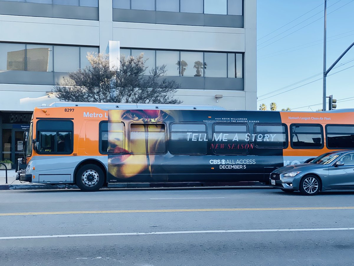 This morning in Encino, California. #tellmeastory @natalynlind @kevwilliamson
