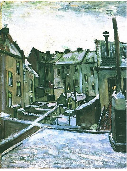 RT @JJohannesM51: Good evening ✨💫 Vincent van Gogh  Antwerp, Belgium: December, 1885 https://t.co/k426jVuGmg