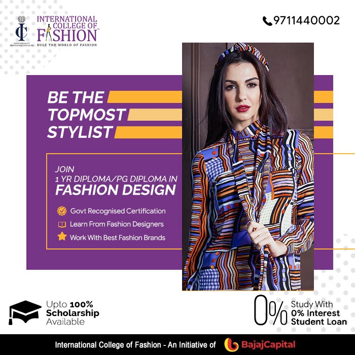 International College Of Fashion On Twitter Fashion Is Glamorous When You Look At It From Outside But It Is Even More Glamorous If You Pursue It As Your Career Find Out More