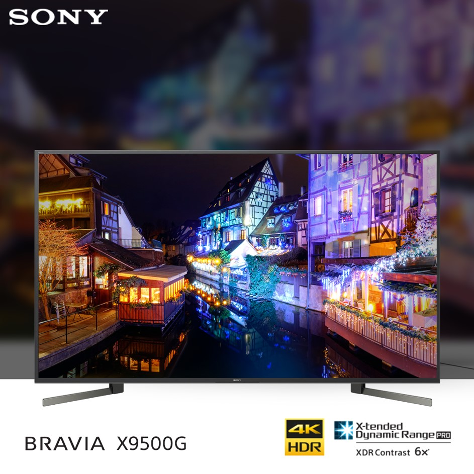 #SonyBRAVIA X95G reproduces unrivalled contrast with deeper black and brighter lights - experience it as if you're there. Know More: http://bit.ly/2TcsTMF