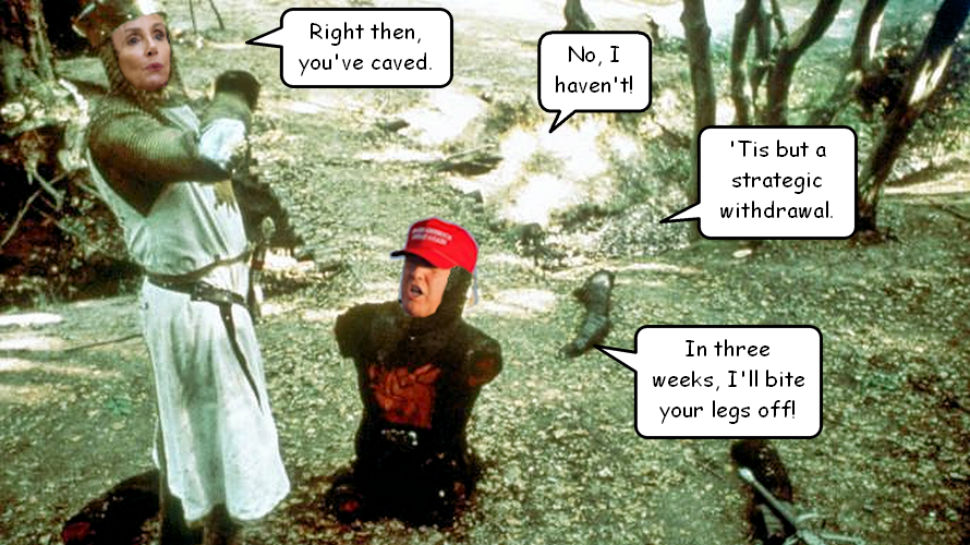 #FilmsForRepublicans  Donald Trump and the Holy Fail