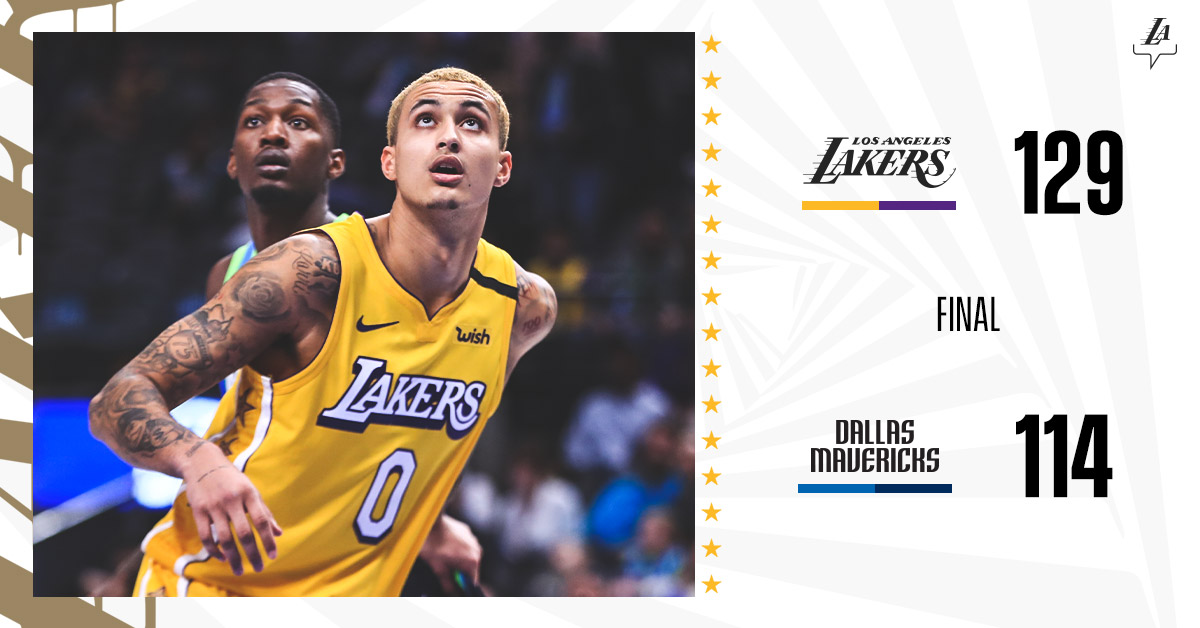 Los Angeles Lakers On Twitter Clinched The Season Series