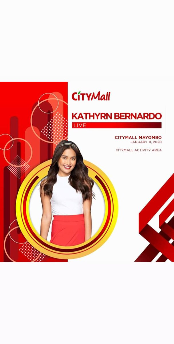 We are here na sa Pangasinan Puto Calasiao Beke Nemen dyan #KathrynLiveAtCityMall