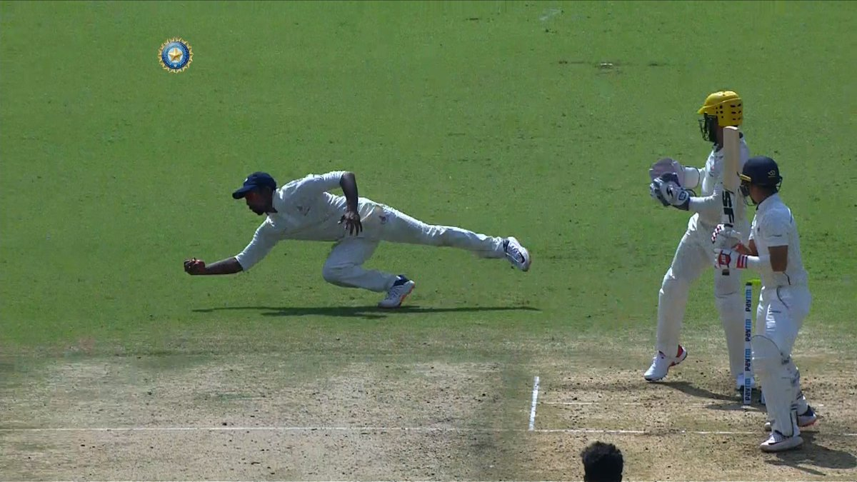 @BCCIdomestic's photo on WHAT A CATCH