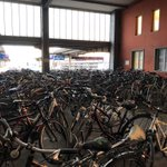 They love a push bike in Munich