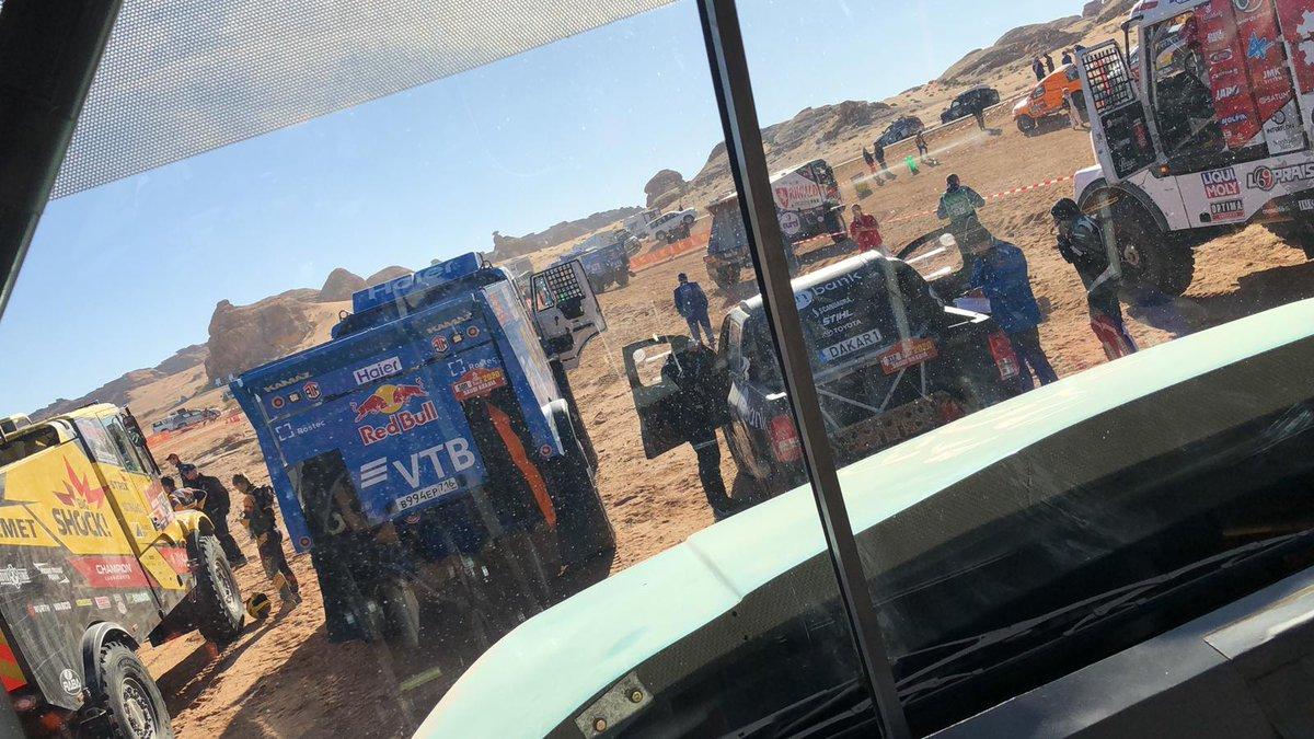 Dakar2020 - 2020 42º Rallye Raid Dakar - Arabia Saudí [5-17 Enero] - Página 8 EN08QmFWoAIN_M0