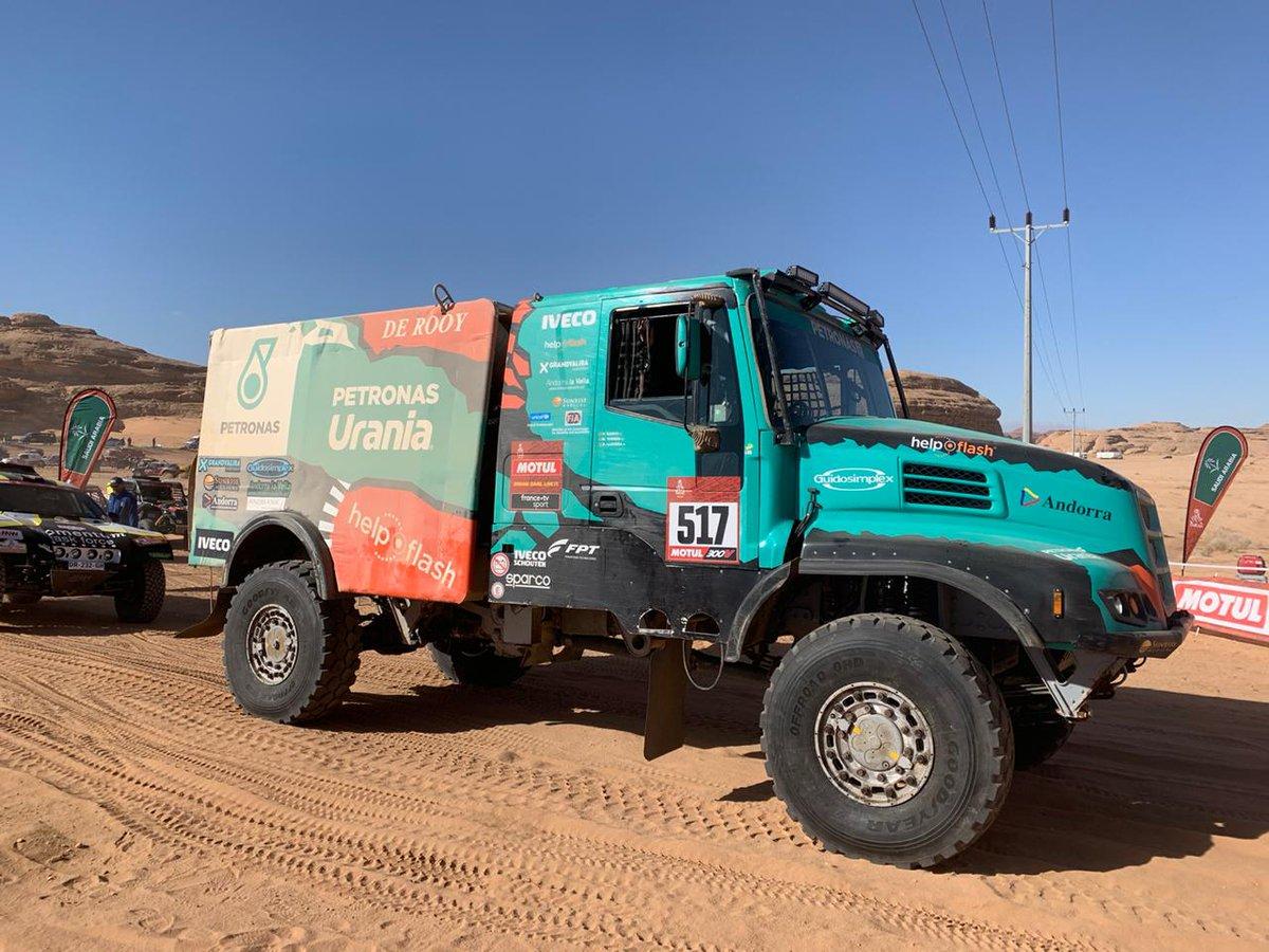 Dakar2020 - 2020 42º Rallye Raid Dakar - Arabia Saudí [5-17 Enero] - Página 8 EN08QmPXUAAwMT8