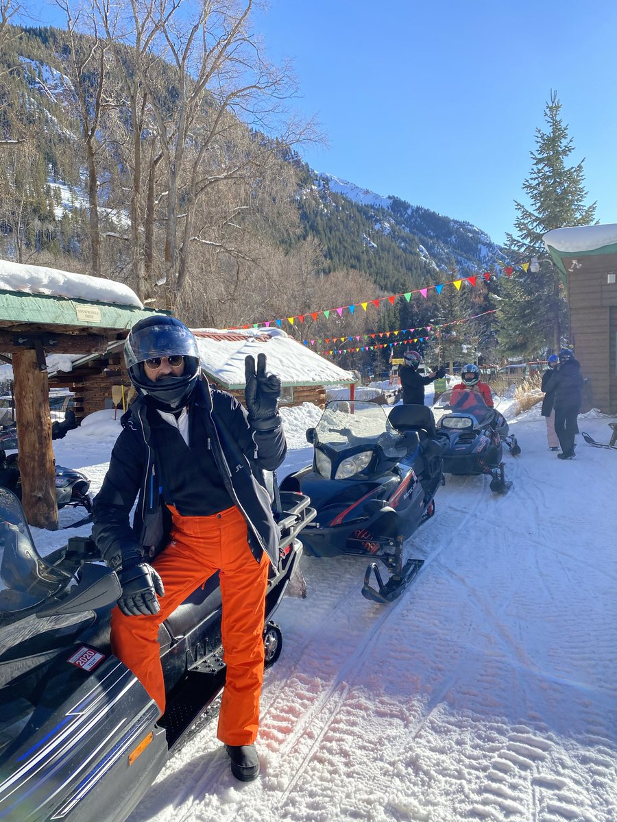 I recommend it highly snowmobiling what a great day Thank you Caleb. Peace and love peace and love. 😎✌️🌟❤️ 🍒🐘🍎🦏💖🥦☮️