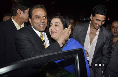 Happy birthday Farah Khan ma\am