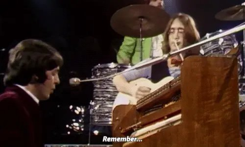 Hey Jude Dont make it bad Take a sad song And make it better... #TheBeatles
