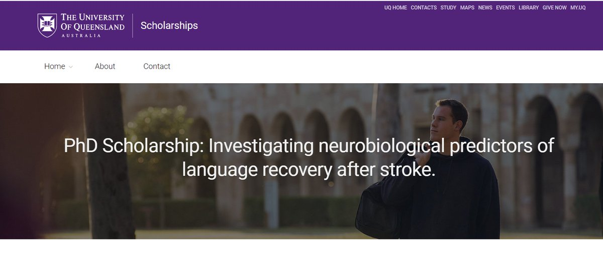 Marian Brady Blacklivesmatter On Twitter Another Wonderful Aphasia Phd Opportunity For Sltchat Slpeeps And Others Interested In Recovery Following Aphasia To Work With An Internationally Leading Centre Of Excellence Https T Co Vjrzwlrm1r