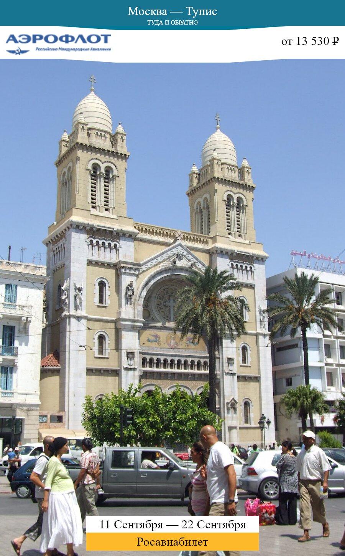 билет в тунис картинка одним или