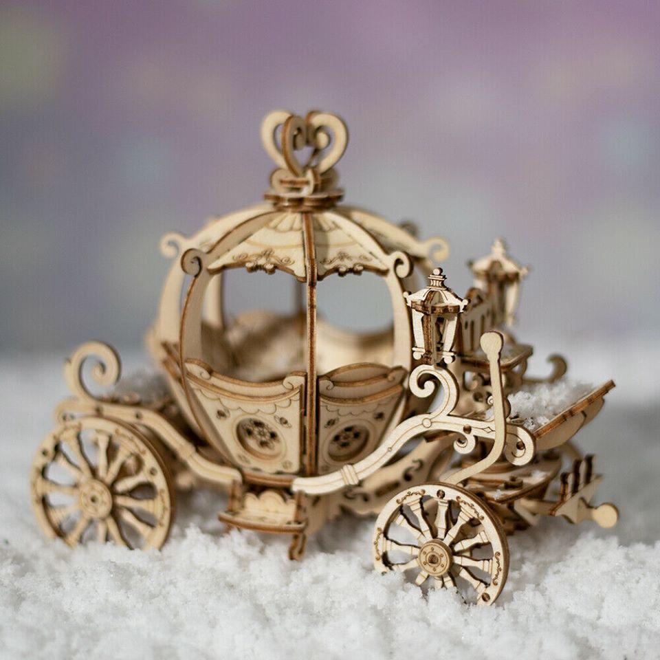 Can you find Cinderella in this pumpkin cart? It recalls lots of Disney dream among us…  https://robotimeshop.com  #3dpuzzle #3dpuzzles #legoideas #legocollector #legodisney #modelism #puzzle #3d #diycraft #diygift #handmade #diyideas #diyvideos #craftstagram #diywoodwork pic.twitter.com/8VJ39bnsrv