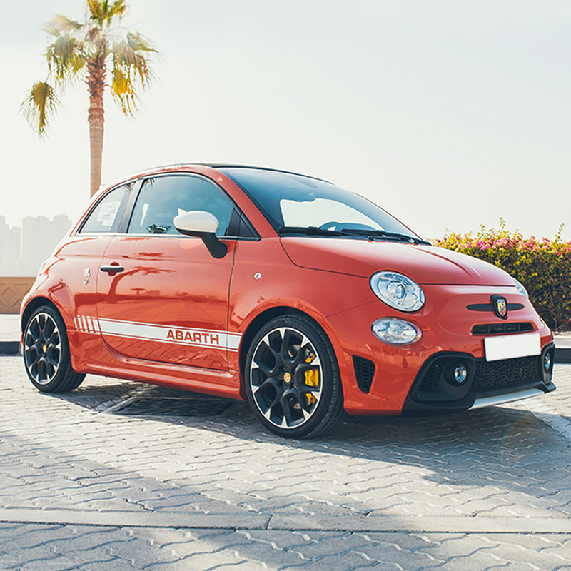 Drive  the Fiat Abarth  in Dubai for only AED 400/day, AED 5000/month.   Book now: https://bit.ly/2T5B79l  Call +971 56 765 9911 to book now!   #dubailifestyle #dubaimall #dubailife #gulfnews #dxb  #dubaicarhire #Dubaibloggers #dubaitour #dubaitours #Paddockpic.twitter.com/fF0SN54LEs