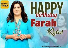 Happy birthday Farah Khan  Happy birthday Farhan Akhtar  Happy birthday Imelda Staunton  Happy birthday Nina Dobrev