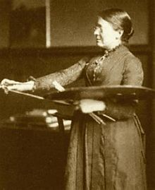 The chief obstacle to a womans success is that she can never have a wife. Just reflect what a wife does for an artist: Darns the stockings; keeps his house; writes his letters ...It is exceedingly difficult to be an artist without this time-saving help - Anna Lea Merritt 1900