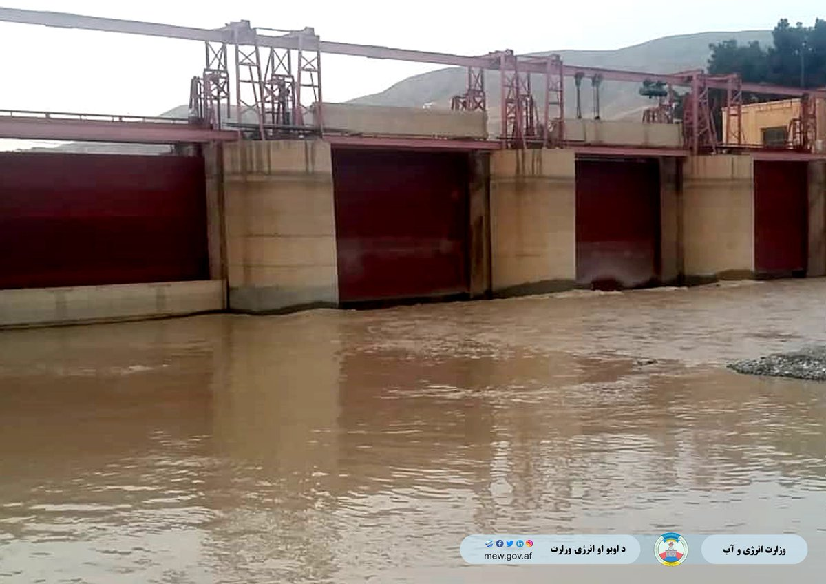 The basic repair project of the gates of the first Pule Khumri dam gates has been completed and ready for operation. This project was implemented by the Tajik Promotion Company with funding from the Afghanistan Government. Click the link for more info https://www.facebook.com/MEW.AF/photos/a.781400845310631/2629145417202822/?type=3…