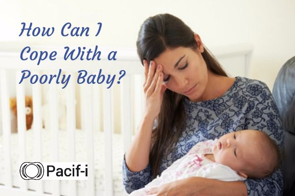 #Monitor your baby's temperature without disturbing them! #poorlybaby