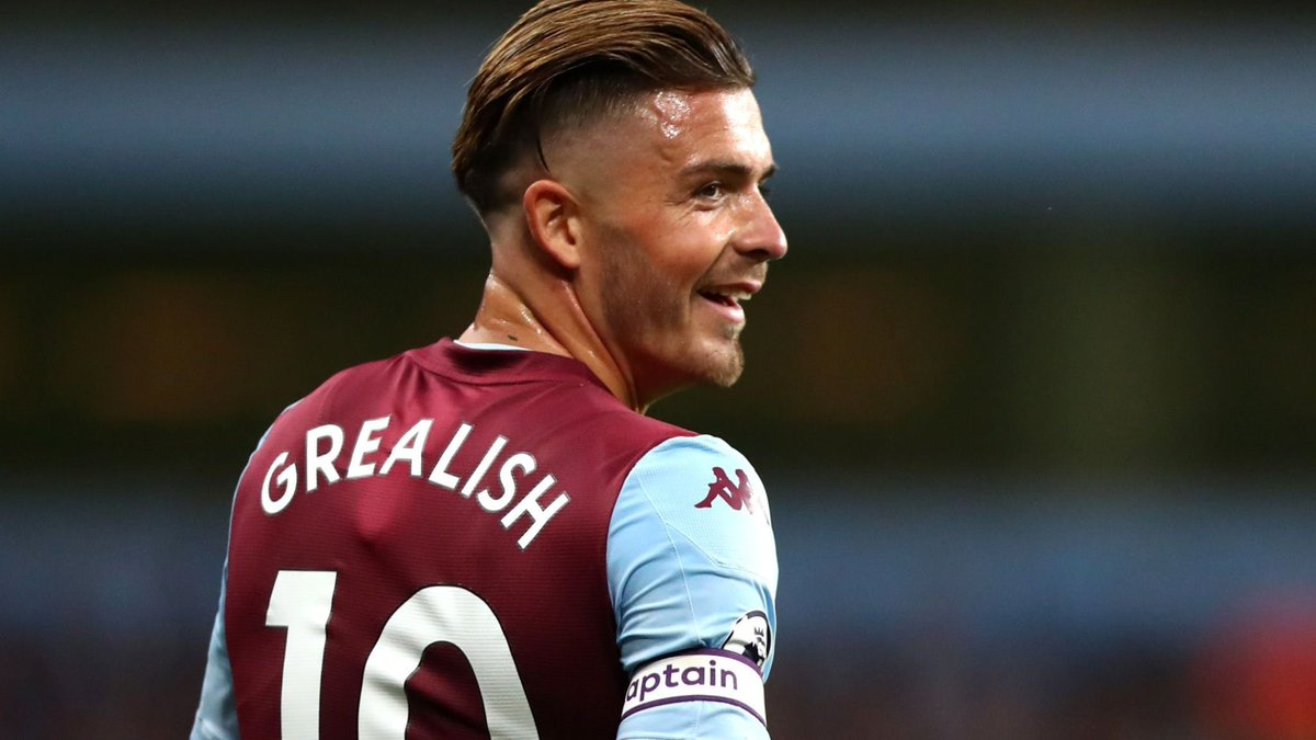 FANS VOTE GREALISH OVER RONALDO