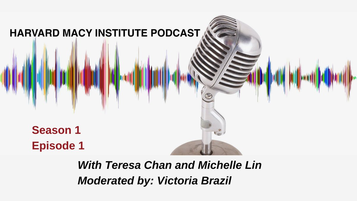 Our first blog post of 2020 introduces our new #HMIPodcast hosted by @SocraticEM! We discuss Virtual Communities of Practice in #HPE with #HMILeaders alums @TChanMD & @M_Lin: bit.ly/2ZPvFsq Listen @Podbean: bit.ly/2sP5NAP & @iTunes: apple.co/2Qq9HsV